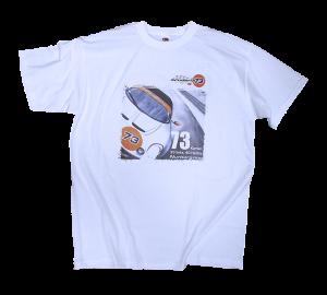 73wheels Maglietta bianca